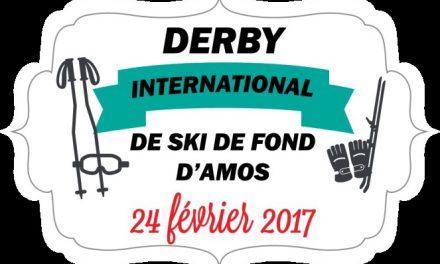 Une première édition pour le Derby international de ski de fond d'Amos