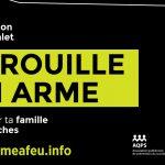 LANCEMENT D'UNE CAMPAGNE POUR L'ENTREPOSAGE SECURITAIRE DES ARMES A FEU