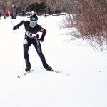 Le jeune fondeur Solstice Lanoix surprend à Coupe Québec