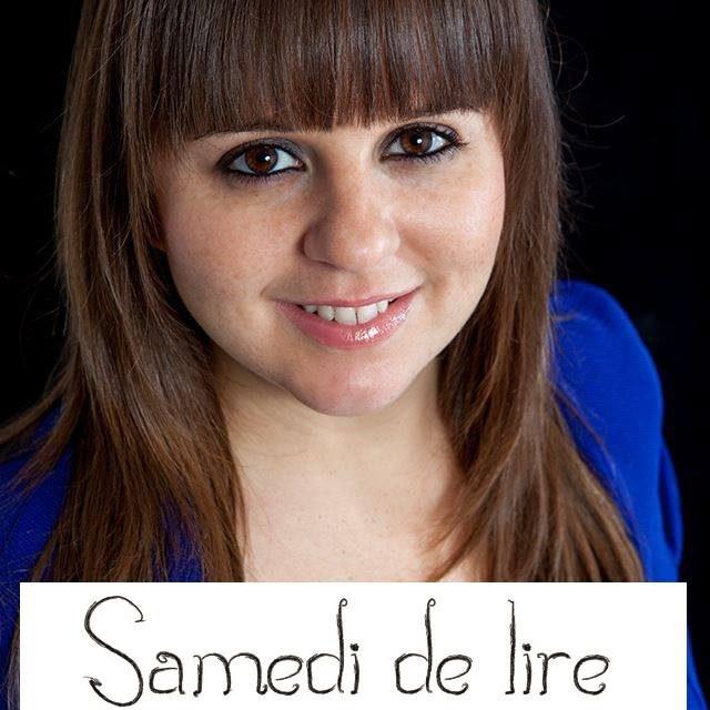 Rosalie Bonenfant à «Samedi de lire» du 19 janvier