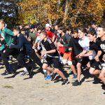 AMOS- La course et la randonnée marchent bien au secondaire