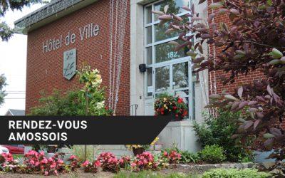 Chronique:  Rendez-vous Amossois avec Claudyne Maurice 20-02-2020