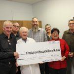 La Municipalité de Preissac investit 20 000 $ en santé