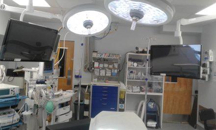 La Fondation Hospitalière d'Amos améliore l'ergonomie d'une Salle de chirurgie en y injectant 64,000$