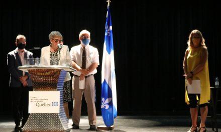 OCTROIE DE 16,4 M $ POUR AIDER À RECONSTRUIRE LE PAVILLION VICTOR-CORMIER