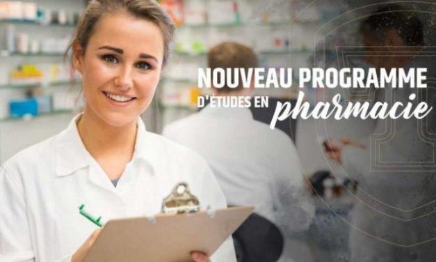 Techniques de pharmacie : le campus d'Amos choisi pour dispenser la nouvelle formation dans la région